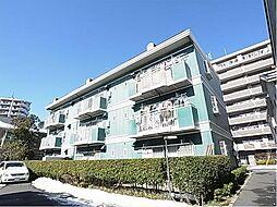 東京都足立区一ツ家2丁目の賃貸マンションの外観
