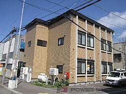 コンパートメント南小樽[1階]の外観
