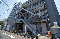 東京都三鷹市新川1丁目の賃貸マンションの外観