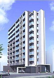 プレミアムコート新栄[3階]の外観