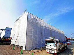 埼玉県新座市野火止8丁目の賃貸アパートの外観