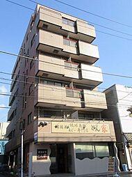 千葉県千葉市中央区栄町の賃貸マンションの外観