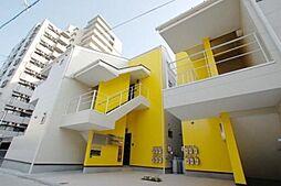 ラヴィータ箱崎[2階]の外観
