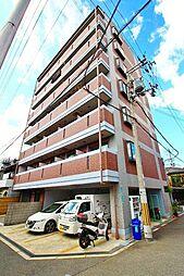 大阪府大阪市住之江区東加賀屋4丁目の賃貸マンションの外観