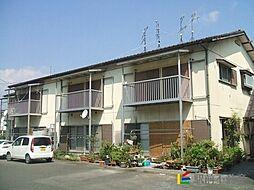 ビラ筑紫[2階]の外観