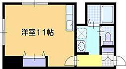 ベルコート文京台[3階]の間取り
