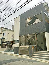 埼玉県さいたま市中央区下落合3丁目の賃貸マンションの外観