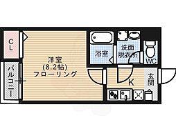 【敷金礼金0円!】クレフラスト別府B棟