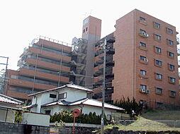 ライオンズマンション学園前 第2[7階]の外観