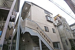 大阪府大阪市東淀川区上新庄3丁目の賃貸アパートの外観