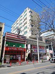東京都小金井市本町6丁目の賃貸マンションの外観