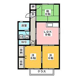 赤岩口駅 0.6万円