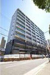 注目の大阪城エリア・最上階で安定した賃貸経営・ローコスト