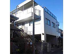 キリマンジャロハウス[1階]の外観