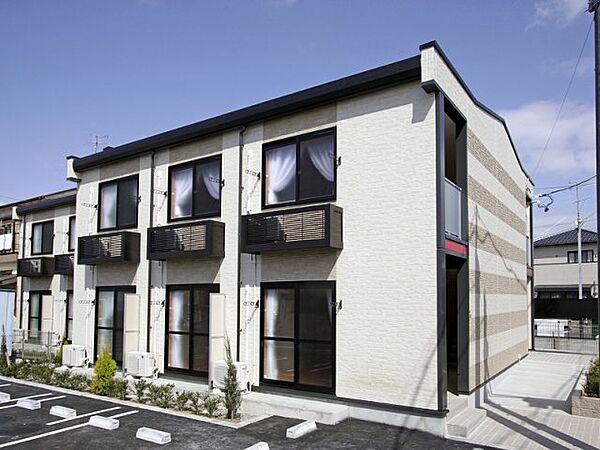 愛知県稲沢市稲葉3丁目の賃貸アパート