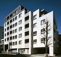 東京都渋谷区千駄ヶ谷3丁目の賃貸マンションの外観