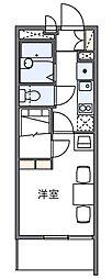 サルカンドラ[2階]の間取り