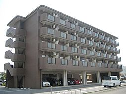 茨城県つくば市高見原1丁目の賃貸マンションの外観