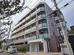 東京都足立区入谷1丁目の賃貸マンションの外観