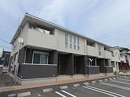 愛知県高浜市小池町2丁目の賃貸アパートの外観