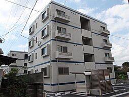 宮崎県宮崎市大字小松の賃貸マンションの外観