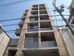 大阪府大阪市東淀川区豊里7丁目の賃貸マンションの外観