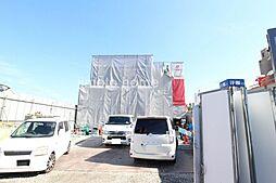 セレノアロッジオ江坂西[1階]の外観