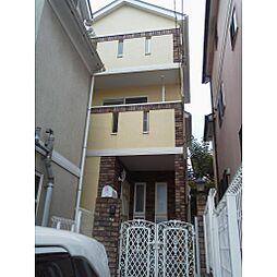 [一戸建] 神奈川県横浜市青葉区美しが丘5丁目 の賃貸【/】の外観