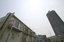 埼玉県戸田市大字下笹目の賃貸アパートの外観