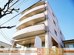 愛知県名古屋市南区岩戸町の賃貸マンションの外観