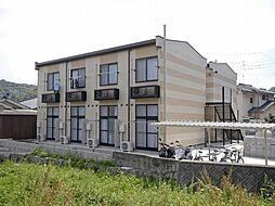広島県尾道市門田町の賃貸アパートの外観