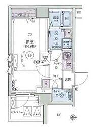 リヴシティ横濱インサイトII[5階]の間取り