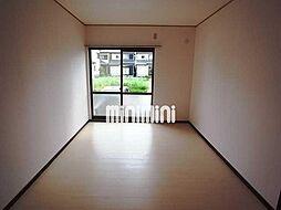 ツインパークB棟[1階]の外観