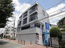 ふじ永谷ビル[302号室]の外観