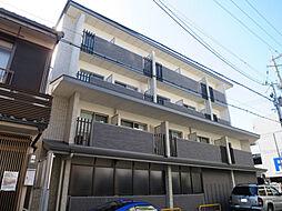 京都府京都市上京区頭町の賃貸マンションの外観