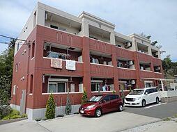 神奈川県横浜市港北区新吉田町の賃貸マンションの外観