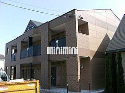 愛知県尾張旭市城前町4丁目の賃貸アパートの外観