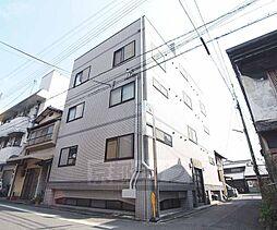 京都府京都市東山区池殿町の賃貸マンションの外観
