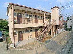 第五松木荘[101号室]の外観
