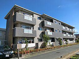 大阪府八尾市南小阪合町3丁目の賃貸マンションの外観
