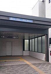 神沢駅 1642m