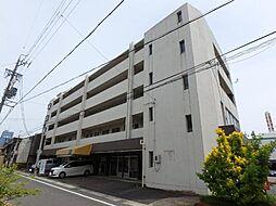 光栄マンション[4階]の外観