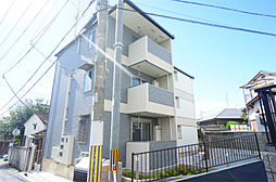 兵庫県伊丹市清水4丁目の賃貸アパートの外観