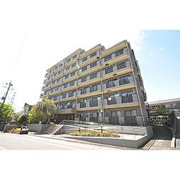 埼玉県狭山市東三ツ木の賃貸マンションの外観