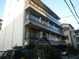プレナム北田辺[3階]の外観