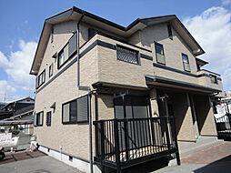 兵庫県加古郡播磨町古田3丁目の賃貸アパートの外観