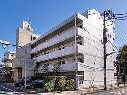 〜広々ワンルームプライムアーバン学芸大学パークフロント〜[4階]の外観