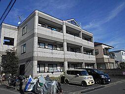 神奈川県横浜市都筑区折本町の賃貸マンションの外観