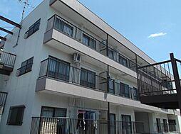 第7岡昭マンション[3階]の外観
