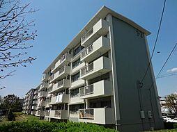 習志野台団地3街区4棟[2階]の外観